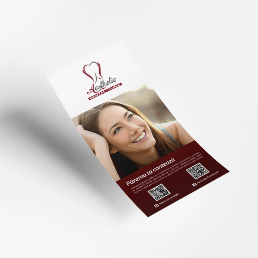 Flyer Aesthetic Dental Clinic