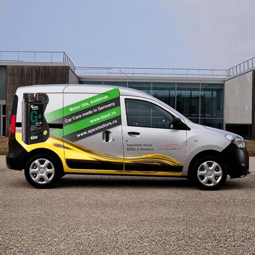 Grafica Colantare Auto Dacia Dokker