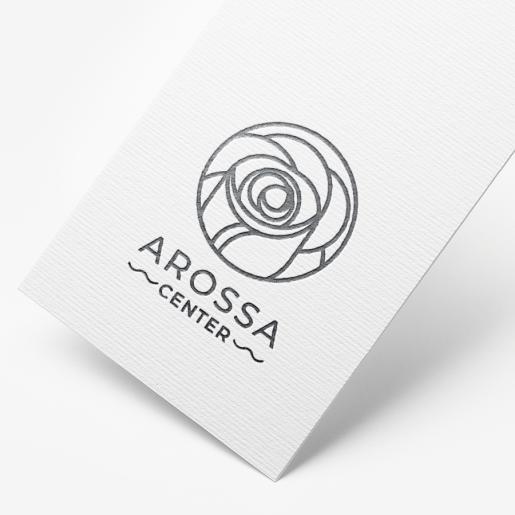 Logo Arossa Center