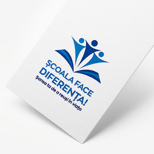 Logo Scoala Face Diferenta