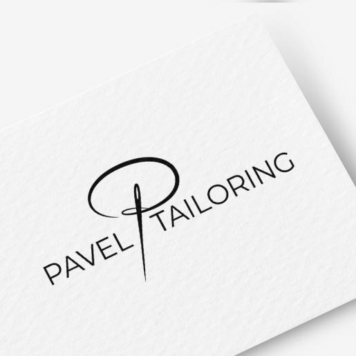 Logo Pavel Tailoring