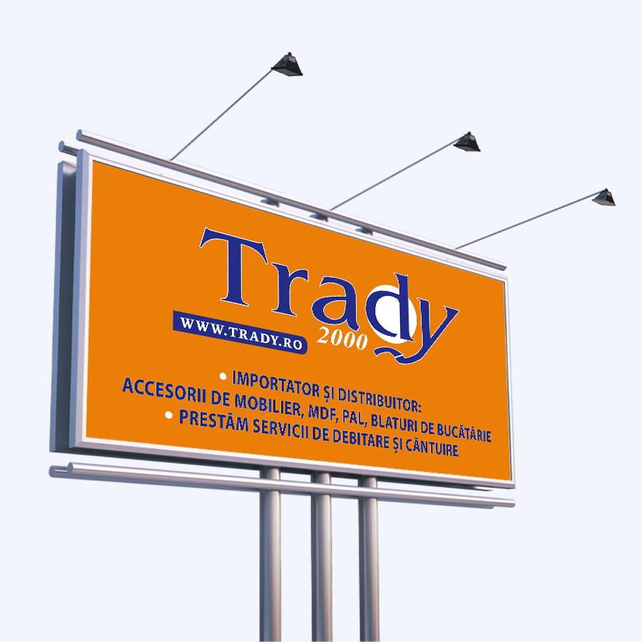 Banner Publicitar Trady