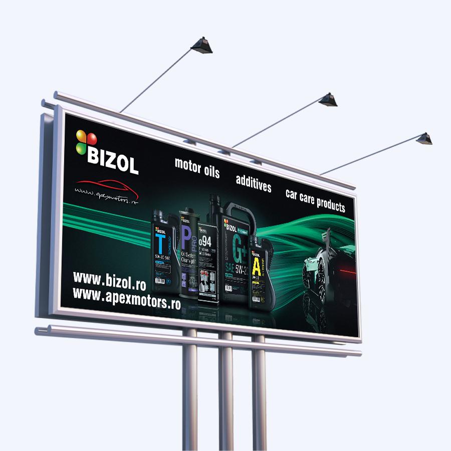 Billboard Bizol