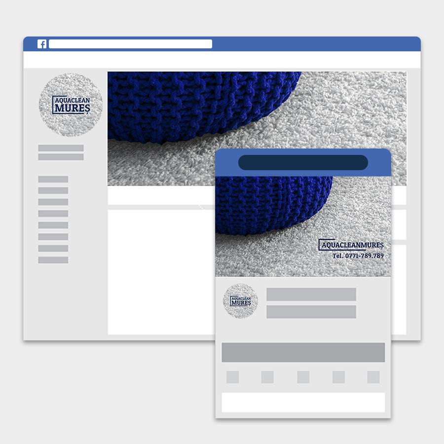 Facebook Mockup Aquacleanmures