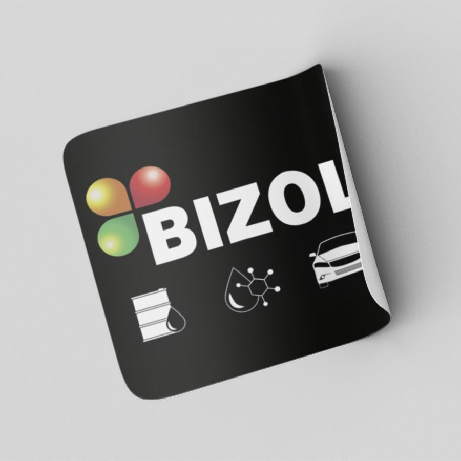 Sticker Bizol